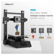 Stampante 3D Creality CP-01 3 in 1 Stampa 3D, incisione laser, taglio CNC